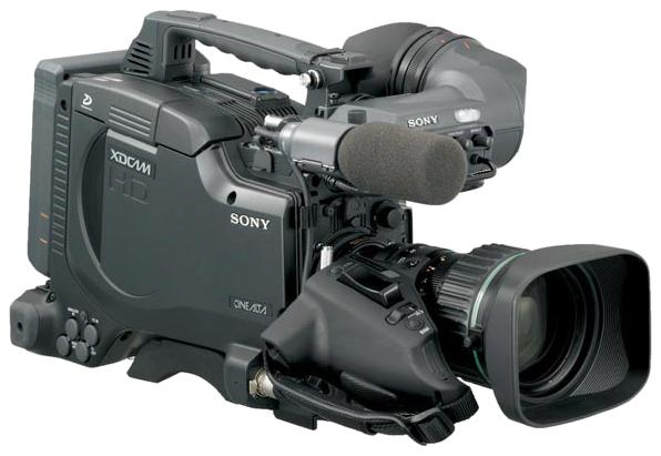 Sony XDCam Video Camera