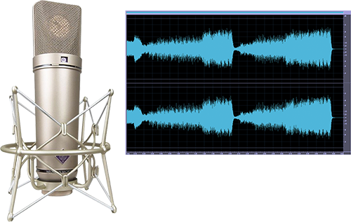 Audio Production Mic