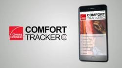 Owens Corning Comfort Tracker